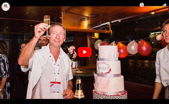 Audiovisuel événementiel d'entreprise Paris, vidéo d'événement entreprise à Paris, vidéaste entreprise Paris