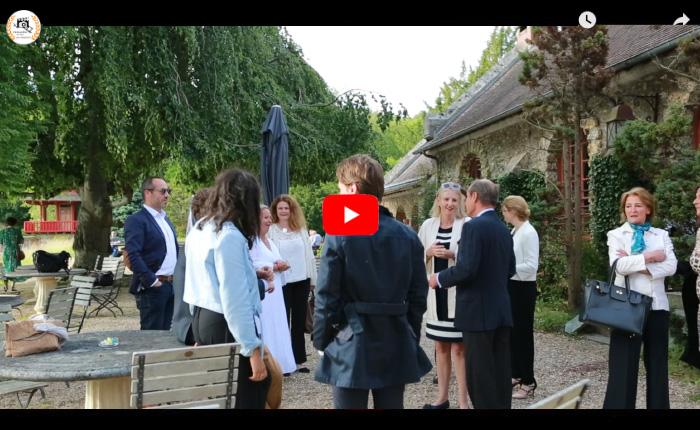 Vidéaste à Abbaye Vaux de Cernay en Yvelines, vidéaste anniversaire de mariage Yvelines, vidéo anniversaire Yvelines, vidéo anniversaire de mariage à Abbaye Vaux de Cernay