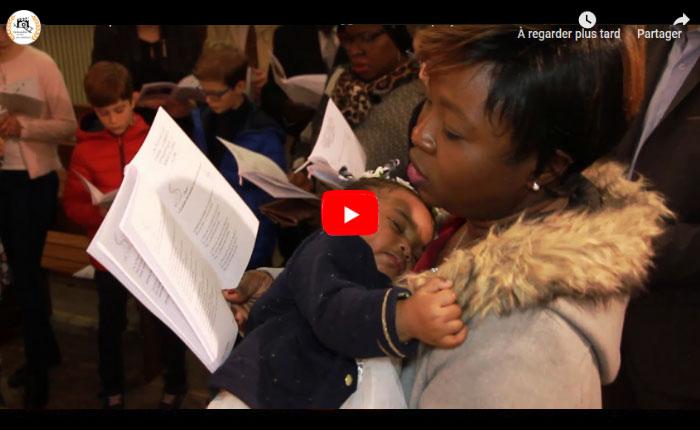 Vidéaste baptême La Garenne-Colombes Hauts-de-Seine, vidéo film reportage baptême La Garenne-Colombes en Hauts-de-Seine
